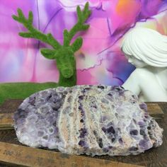 Chevron Amethyst Slice / Slab Third Eye Chakra, Crystals And Gemstones, Chevron, Amethyst, Amethysts