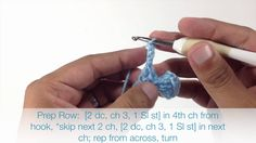 For written instructions and photos please visit: http://newstitchaday.com/how-to-crochet-the-dutchess-lace-stitch/ This video crochet tutorial will help you...