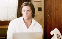 Cuz yes u must have a GIF of Sam winking at you!