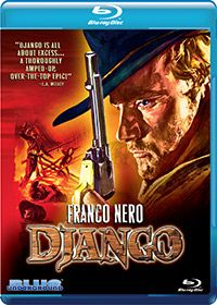 Django on Blu-ray!!