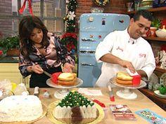 The Cake Boss' Vanilla Cake Recipe | Rachael Ray Show