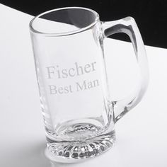 $13.59 Sale! -For all the men in your wedding party! Engraved with 2 lines (up to 15 characters per line).