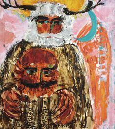 Reidar Särestöniemi, was born - Archaeological Finds, Inspiring Things, Figure Painting, Finland, Mystic, Antiques, Figurative, Inspiration, Artworks