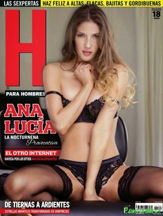 Ana Lucia Blaksley Revista H Mayo 2015 [PDF Digital] | FamosasMex
