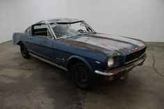 1965 Ford Mustang Fast Back