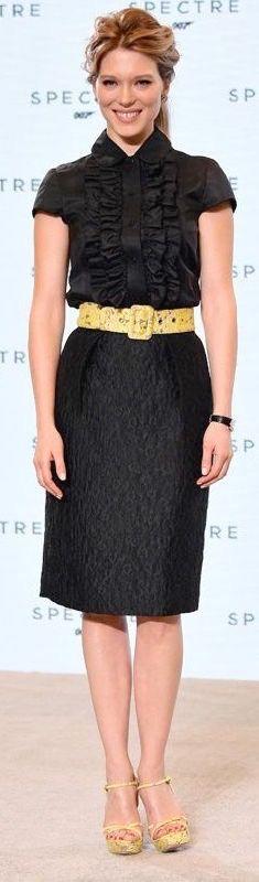 James Bond Girl n°24 - Léa Seydoux as Madeleine Swann (2014) - Spectre