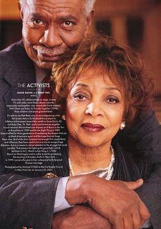 Ruby Dee & Ossie Davis - A true American Love Story!!