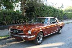 1966 Ford Mustang With Rare Luxury/Deluxe Interior Package