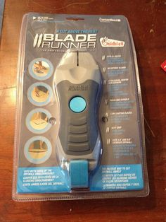Goldblatt Blade Runner drywall cutting tool