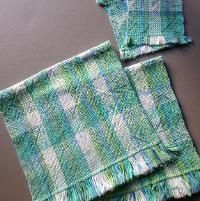 Weaving: Dish Towels