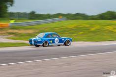 #Ford #Escort 1600 RS au Grand Prix de l'Age d'Or. #MoteuràSouvenirs Reportage complet : http://newsdanciennes.com/2016/06/06/jolis-plateaux-beau-succes-grand-prix-de-lage-dor-2016/ #ClassicCar #VintageCar