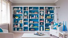 How to build a stylish, budget-wise bookcase