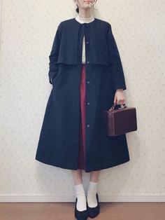 ファッション ファッション in 2020 Cute Modest Outfits, Modest Dresses, Cool Outfits, Modest Fashion, Fashion Outfits, Fashion Tips, Mode Hijab, Japan Fashion, Korean Outfits