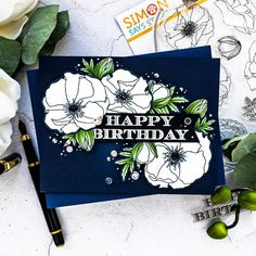 Paper Rose STAMPtember® 2020 Exclusive Collaboration! - Simon Says Stamp Blog