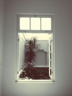 Window from clasic house