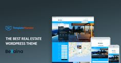 Meet Bellaina – Mind-blowing Real Estate WordPress Theme http://www.templatemonster.com/blog/bellaina-real-estate-wordpress-theme/