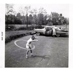 Hula Hoop 1958. Thanks Wham-O