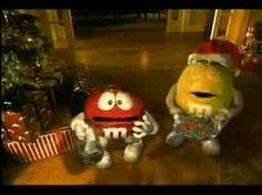 M&M Santa Commercial
