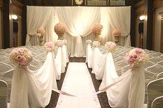 Wedding Ceremonies | Decor | Flowers | Toronto | Muskoka | Rachel A. Clingen Wedding Design