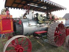 IH Tractors on Montana Farm - Page 1188 - Coffee Shop - Red Power ...