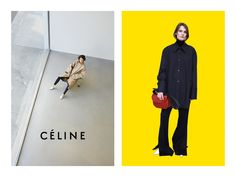Celine Winter 2016 Ad Campaign 1