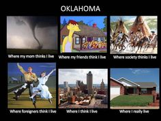 The Oklahoma meme we can all relate to.
