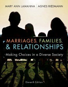 Marriages & Families: Making Choices in a Diverse Society: Mary Ann Lamanna, Agnes Riedmann: 9781111726430: Amazon.com: Books