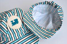 Aesthetic Nest: Sewing: Engineer Cap--Oh BOY! (Tutorial)