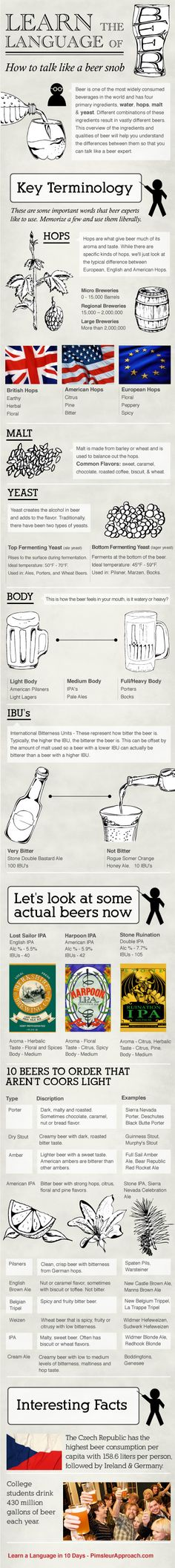 cool beer info chart someone posted to reddit