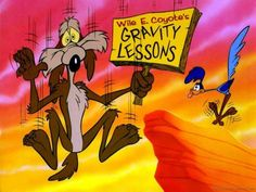 Looney Tunes - Road Runner Wile E. Coyote
