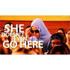 Mean Girls... Best. Movie. Ever.