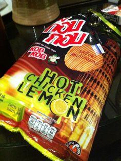 """Hot Chicken Lemon"""