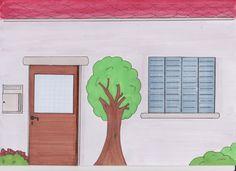 Evin oda, resmin üzerine tıklayın ve orada kaydetmek ve daha sonra yazdırmak mümkün.