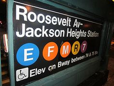 Roosevelt Avenue - Jackson Heights Queens NY