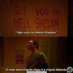 The big bang theory Big Bang Theory, The Big Band Theory, Big Beng, Movie Quotes, Funny Quotes, King Ragnar, You Meme, Geek Humor, Series Movies