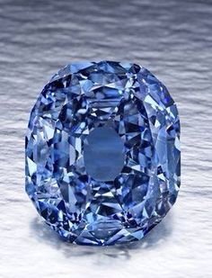 Grey Blue Kohinoor Diamond