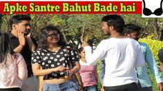 Apke Santre Bahut Bade hai   Pranks In India 2017   Comment Trolling 4 Pranks, Troll, India, Goa India, Practical Jokes, Jokes, Indie, Senior Pranks, Indian