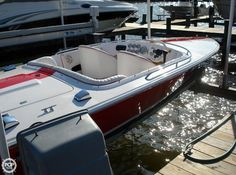2004 Used Donzi 18 Classic High Performance Boat For Sale - $26,000 - Arnold, MD…