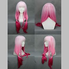 coupable couronne Inori perruque cosplay yuzuriha
