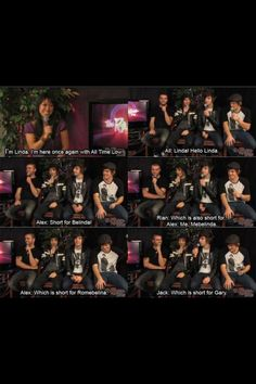 Haha, I love this interview