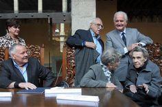Carrington, Carlos Fuentes, Carlos Monsivais, José Luis Cuevas y Elena…