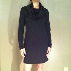 Hp Cowl Neck Dress Or Tunic