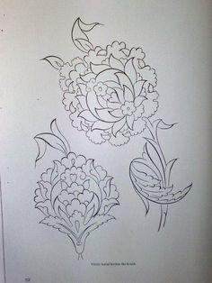 Gallery.ru / Фото #1 - рисунки для вышивки - ninmix