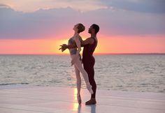 Wendy Whelan and Craig Hall Ballet Images, Ballet Photos, Craig Hall, Beautiful World, Ballet Dance, Hong Kong, It Hurts, Sunset, Couple Photos