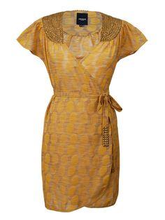 the prettiest yellow Gryphon dress