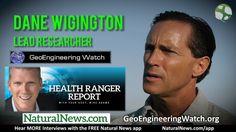 Dane Wigington exposes globalist geoengineering weather control agenda