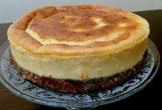 Te dejamos de nuevo la receta del blog LA COCINA DE SONIA para hacer una sensacional cheesecake. Dessert Drinks, Dessert Recipes, Desserts, Sweet Bakery, Cookie Pie, Sweets Cake, Cheesecakes, Cake Cookies, Sweet Recipes