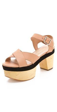 loeffler randall platform sandal