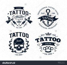 Resultado de imagen para tattoo shop logo