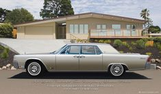 1964 Lincoln Continental Town Brougham (Concept car)